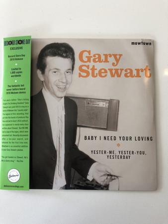 GARY STEWART_Mowtown