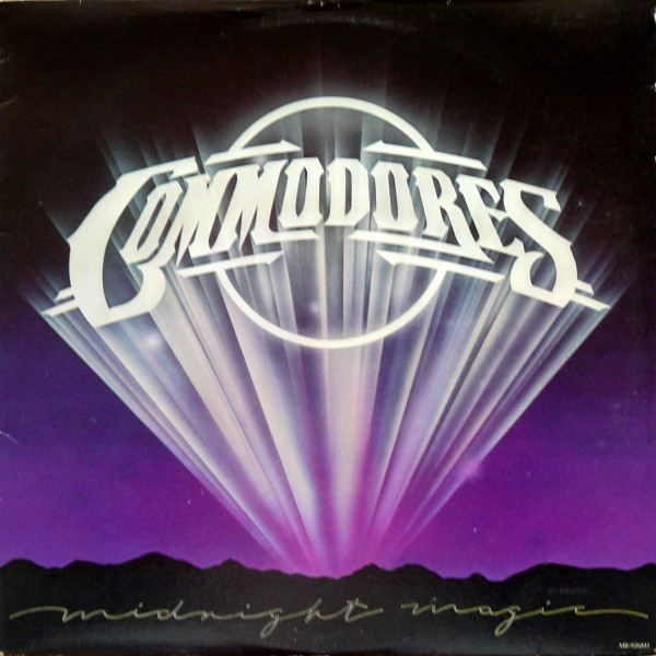 COMMODORES_Midnight Magic