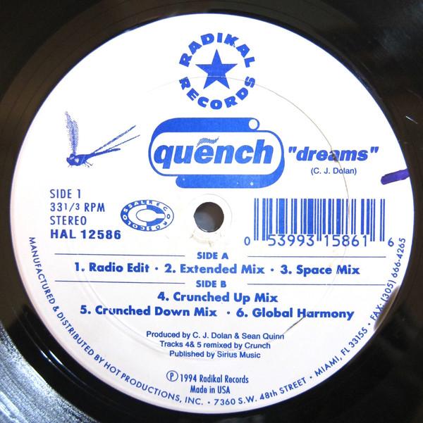 QUENCH_Dreams
