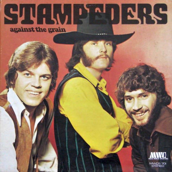 STAMPEDERS_Against The Grain