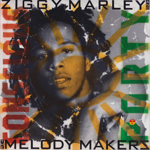 ZIGGY MARLEY AND THE MELODY MAKERS_Conscious Party