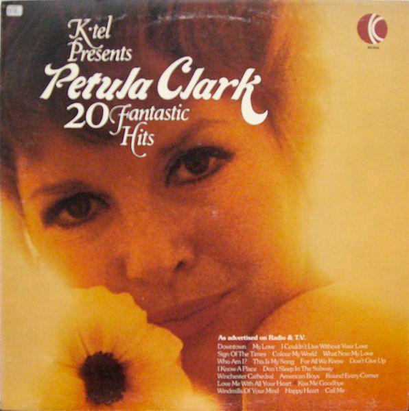 PETULA CLARK_20 Fantastic Hits