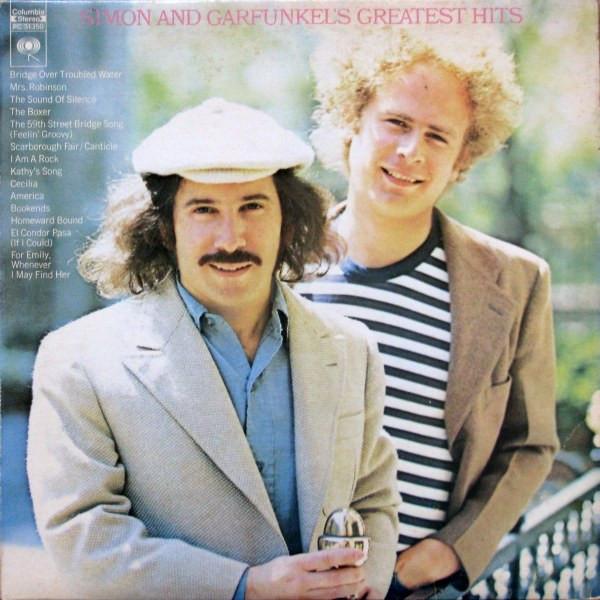 SIMON AND GARFUNKEL_Simon And Garfunkel's Greatest Hits