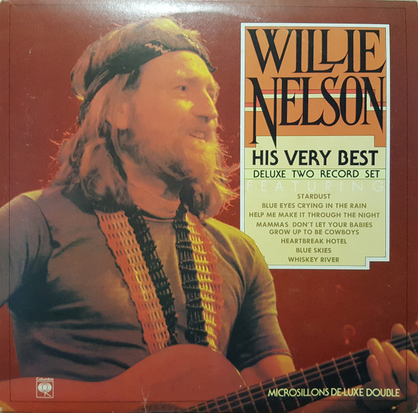WILLIE NELSON_His Very Best