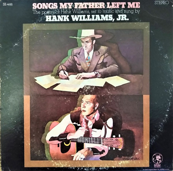 HANK WILLIAMS JR._Songs My Father Left Me