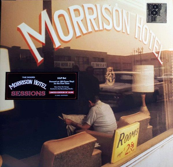 THE DOORS_Morrison Hotel Sessions