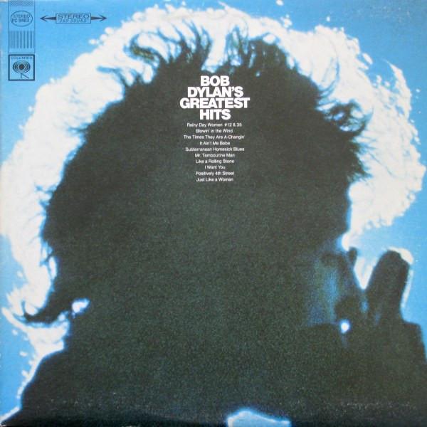 BOB DYLAN_Bob Dylan's Greatest Hits Volume Ii
