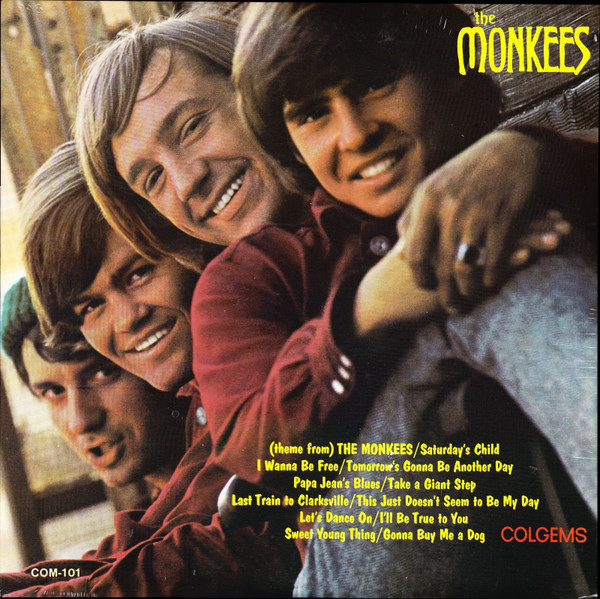 THE MONKEES_The Monkees