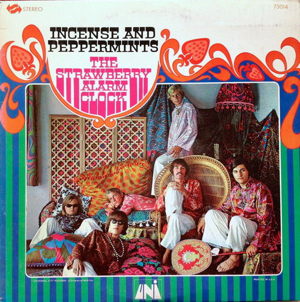 THE STRAWBERRY ALARM CLOCK_Incense And Peppermints