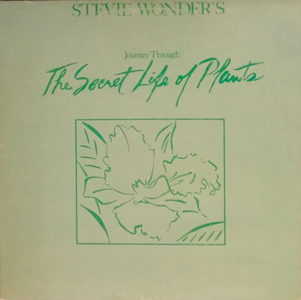 STEVIE WONDER_Journey Through The Secret Life Of Plants