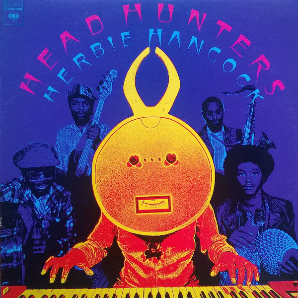 HERBIE HANCOCK_Head Hunters