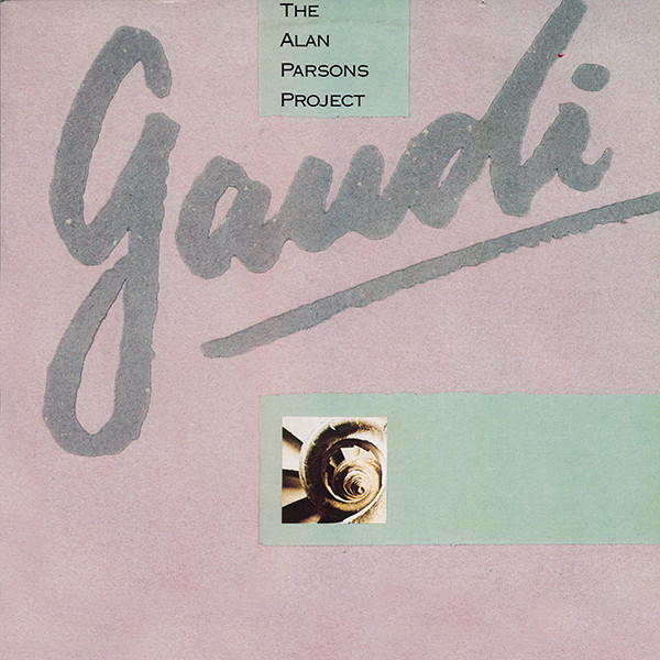 THE ALAN PARSONS PROJECT_Gaudi