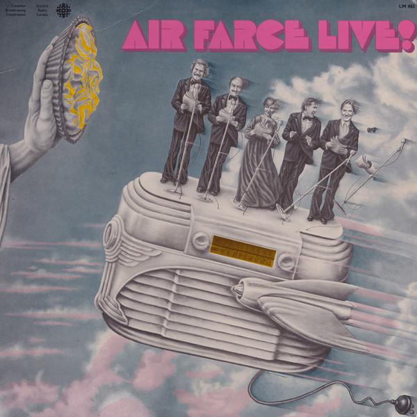 THE ROYAL CANADIAN AIR FARCE_Air Farce Live!