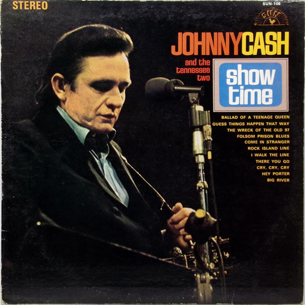 JOHNNY CASH AND THE TENNESSEE TWO_Show Time
